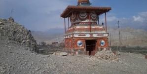Eindrucksvolles Trekking und tibetische Kultur in Mustang