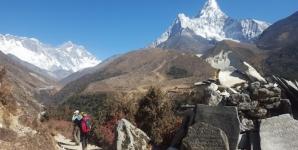 Gokyo-Ri- Cho-La Pass-Everest Trekking